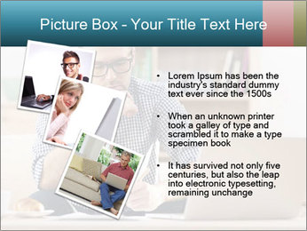 Working at home PowerPoint Templates - Slide 17