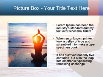 Yoga PowerPoint Template - Slide 13