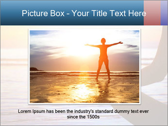 Yoga PowerPoint Template - Slide 15