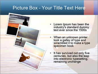 Yoga PowerPoint Template - Slide 17