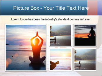 Yoga PowerPoint Template - Slide 19
