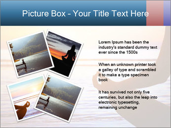 Yoga PowerPoint Template - Slide 23