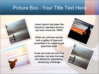 Yoga PowerPoint Template - Slide 24