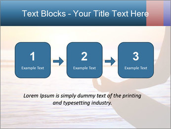 Yoga PowerPoint Template - Slide 71
