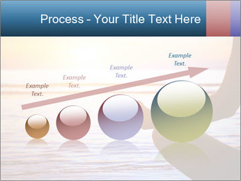 Yoga PowerPoint Template - Slide 87