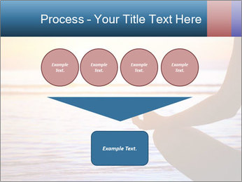 Yoga PowerPoint Template - Slide 93
