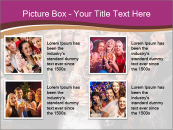 Beautiful women PowerPoint Templates - Slide 14