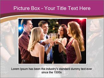 Beautiful women PowerPoint Templates - Slide 15