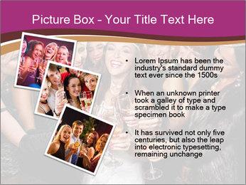 Beautiful women PowerPoint Templates - Slide 17