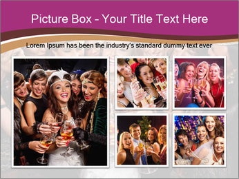 Beautiful women PowerPoint Templates - Slide 19