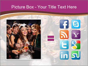 Beautiful women PowerPoint Templates - Slide 21