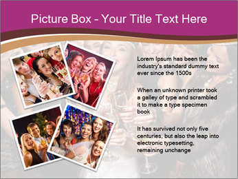 Beautiful women PowerPoint Templates - Slide 23