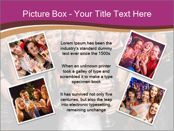 Beautiful women PowerPoint Templates - Slide 24