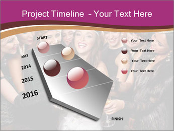 Beautiful women PowerPoint Templates - Slide 26