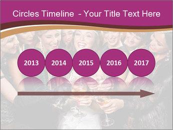 Beautiful women PowerPoint Templates - Slide 29