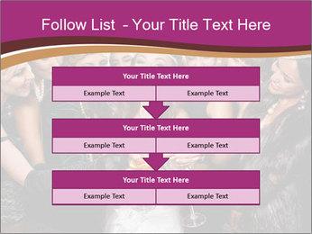 Beautiful women PowerPoint Templates - Slide 60