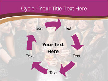 Beautiful women PowerPoint Templates - Slide 62
