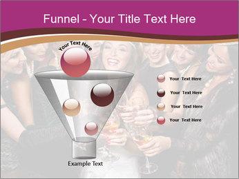 Beautiful women PowerPoint Templates - Slide 63