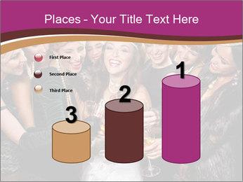 Beautiful women PowerPoint Templates - Slide 65