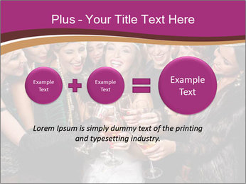 Beautiful women PowerPoint Templates - Slide 75