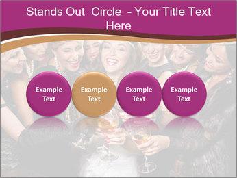 Beautiful women PowerPoint Templates - Slide 76