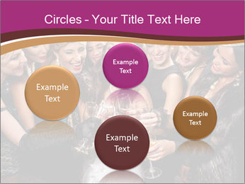 Beautiful women PowerPoint Templates - Slide 77