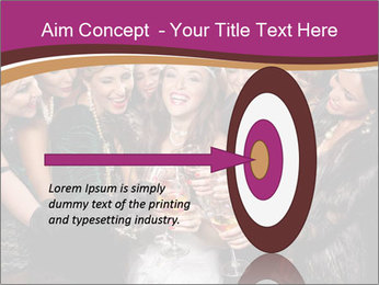 Beautiful women PowerPoint Templates - Slide 83