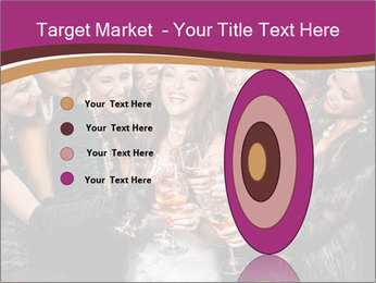 Beautiful women PowerPoint Templates - Slide 84