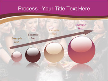 Beautiful women PowerPoint Templates - Slide 87