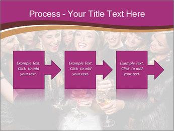 Beautiful women PowerPoint Templates - Slide 88