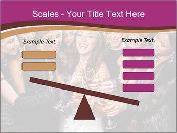 Beautiful women PowerPoint Templates - Slide 89
