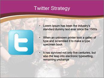 Beautiful women PowerPoint Templates - Slide 9