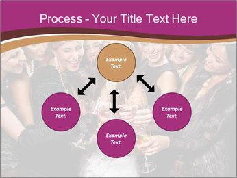 Beautiful women PowerPoint Templates - Slide 91