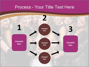 Beautiful women PowerPoint Templates - Slide 92