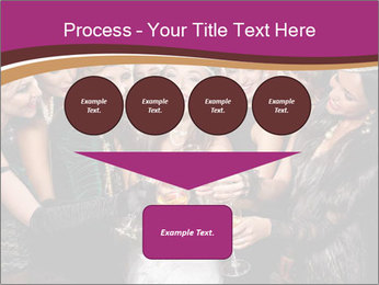 Beautiful women PowerPoint Templates - Slide 93