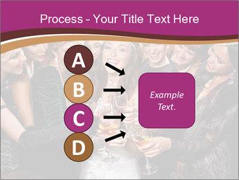 Beautiful women PowerPoint Templates - Slide 94