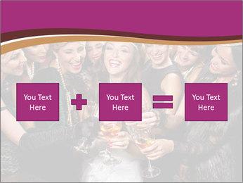 Beautiful women PowerPoint Templates - Slide 95