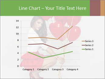 Sexy brunette PowerPoint Templates - Slide 54