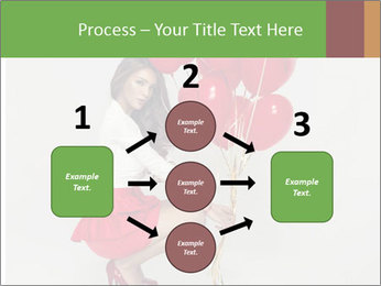 Sexy brunette PowerPoint Templates - Slide 92