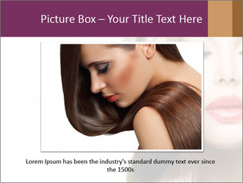Beautiful Model PowerPoint Template - Slide 15