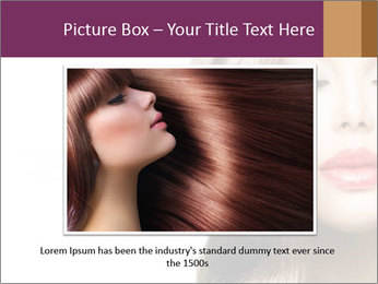 Beautiful Model PowerPoint Template - Slide 16