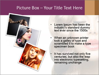 Beautiful Model PowerPoint Template - Slide 17
