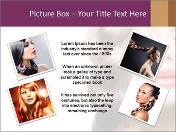 Beautiful Model PowerPoint Template - Slide 24