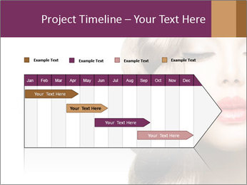 Beautiful Model PowerPoint Template - Slide 25