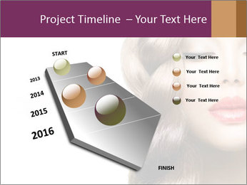 Beautiful Model PowerPoint Templates - Slide 26