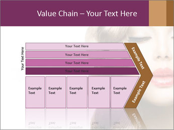 Beautiful Model PowerPoint Template - Slide 27