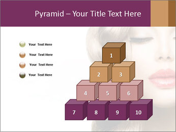 Beautiful Model PowerPoint Template - Slide 31