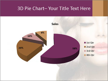 Beautiful Model PowerPoint Templates - Slide 35