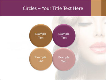 Beautiful Model PowerPoint Template - Slide 38
