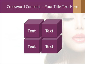 Beautiful Model PowerPoint Template - Slide 39